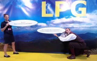 ČALPG na Autoshow 2020 - LPG motor je bezpečný