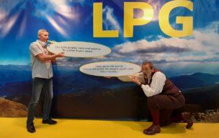 ČALPG na Autoshow 2020 - LPG motor je tichý