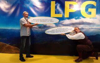 ČALPG na Autoshow 2020 - LPG je nejrozšířenější alternativní palivo
