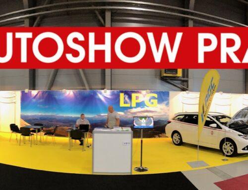 Autoshow Praha 2020: Ohlédnutí za veletrhem a účastí ČALPG