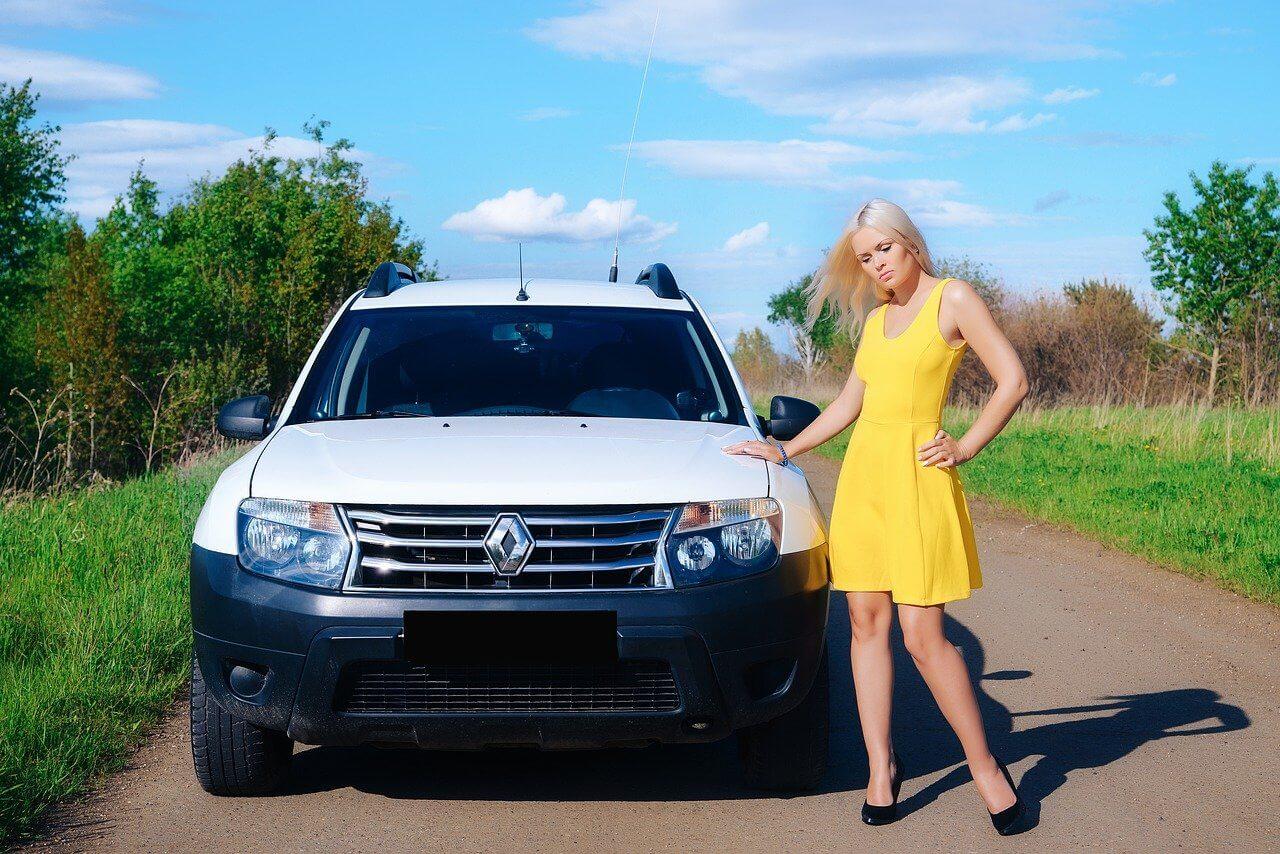 Dacia / Renault Duster na LPG